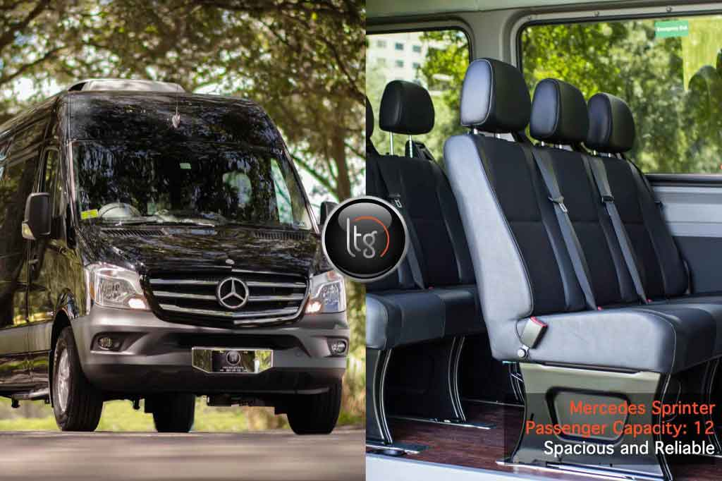 Luxury Corporate Transportation Services In Orlando And Miami